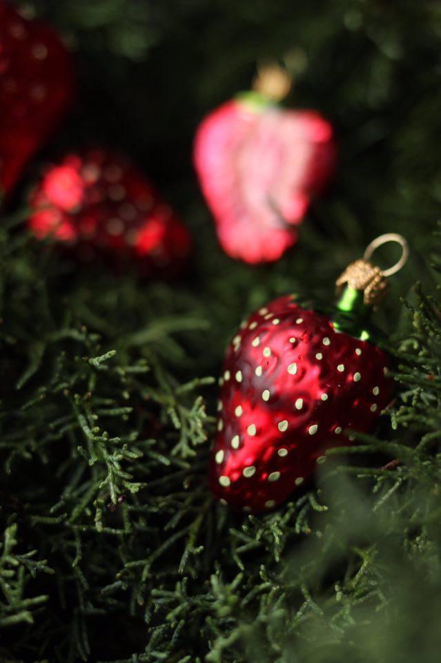 Julepynt og Juleting og sager