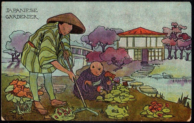Den Japanske Køkkenhave