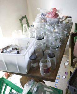 Tilbehør, ingredienser, grej og krydderier til fermentering