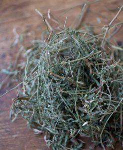 Krydderurter, Tørrede Øko