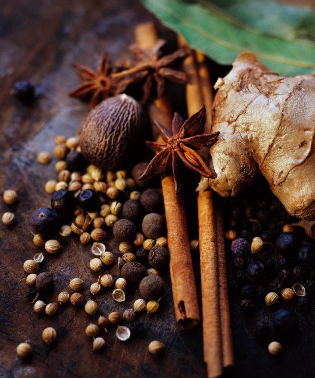 Bland selv dine krydderier -samlesæt til krydderielskere