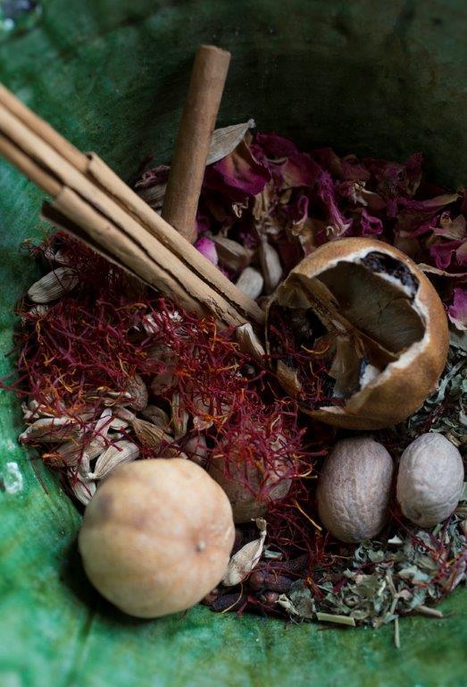 Krydderier, Aromatics, & Tørrede krydderurter